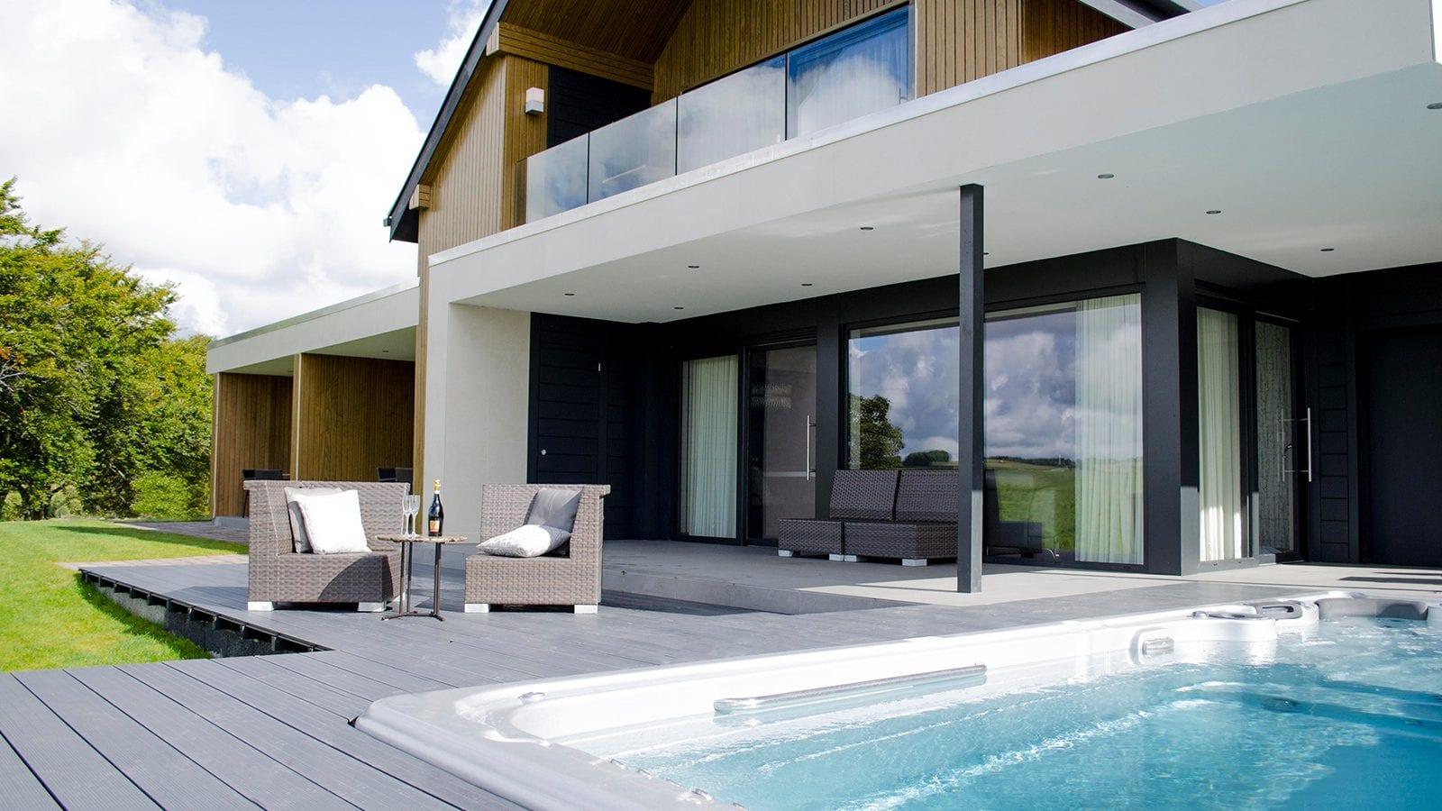 Lochside House Hotel Luxury Lodges