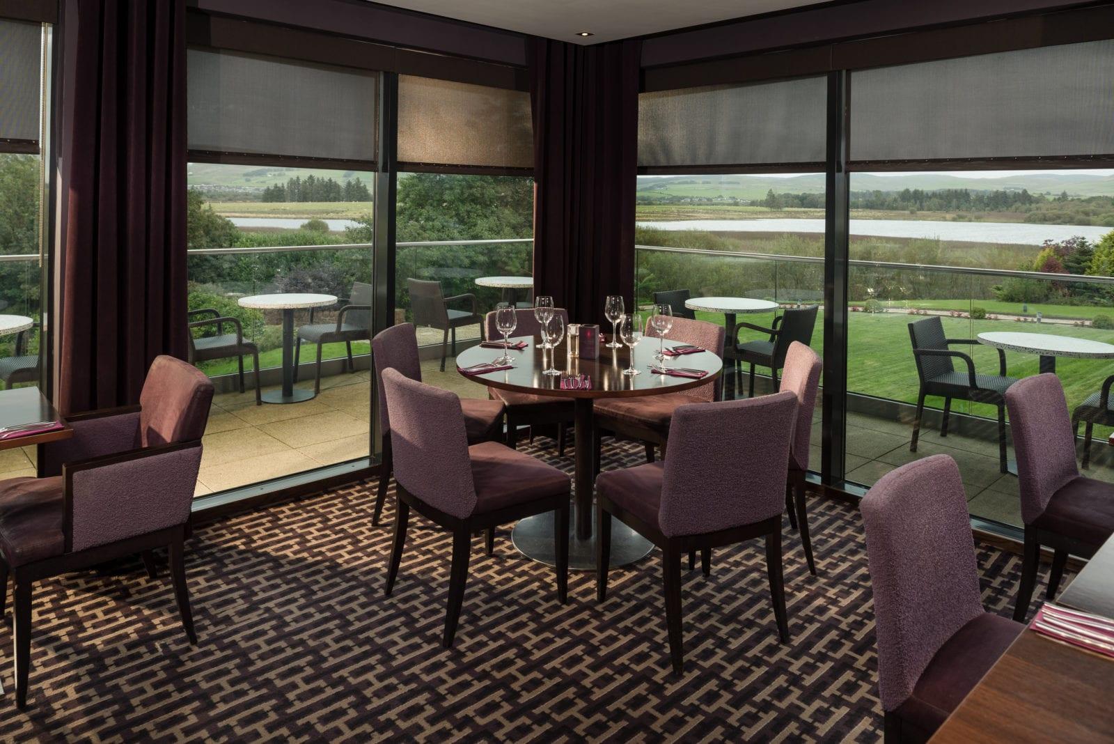 Lochside Hotel Afton Restaurant