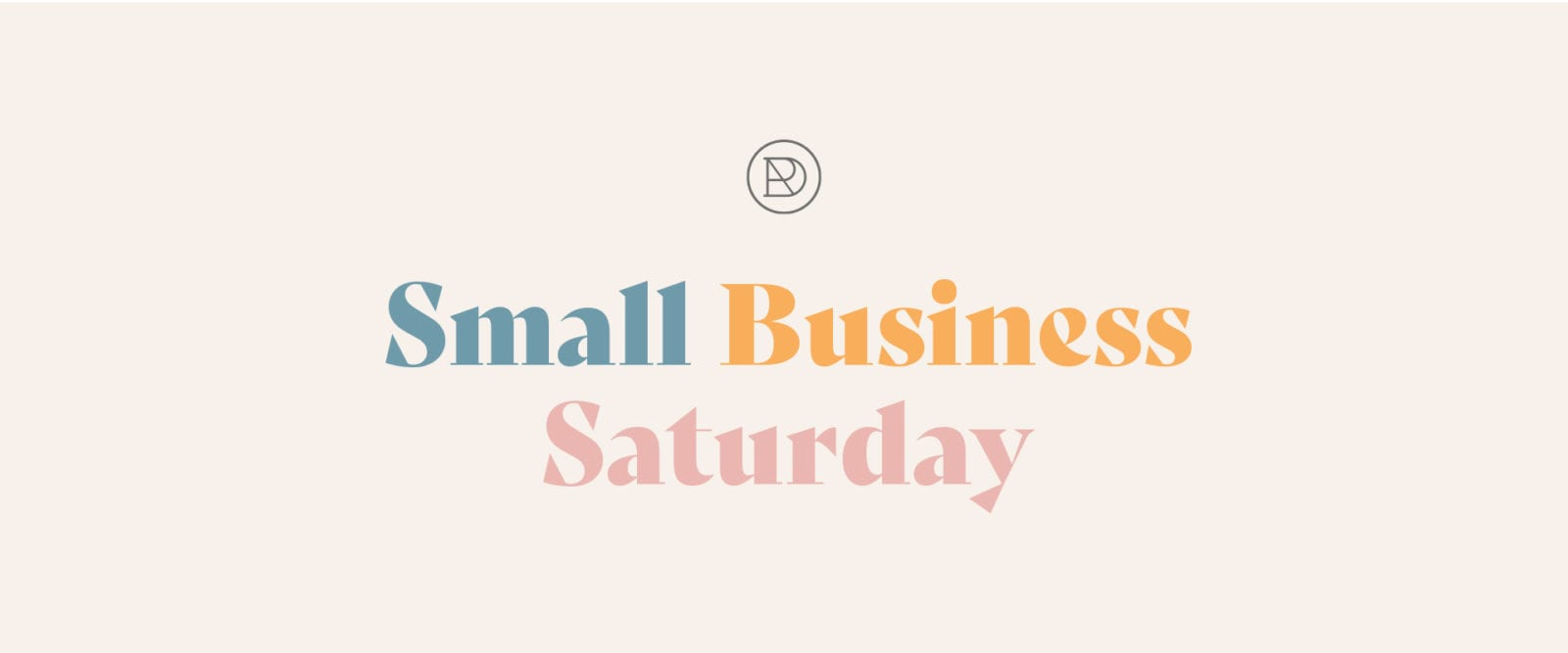 Small Business Saturday Page Banner Lochside Hotel