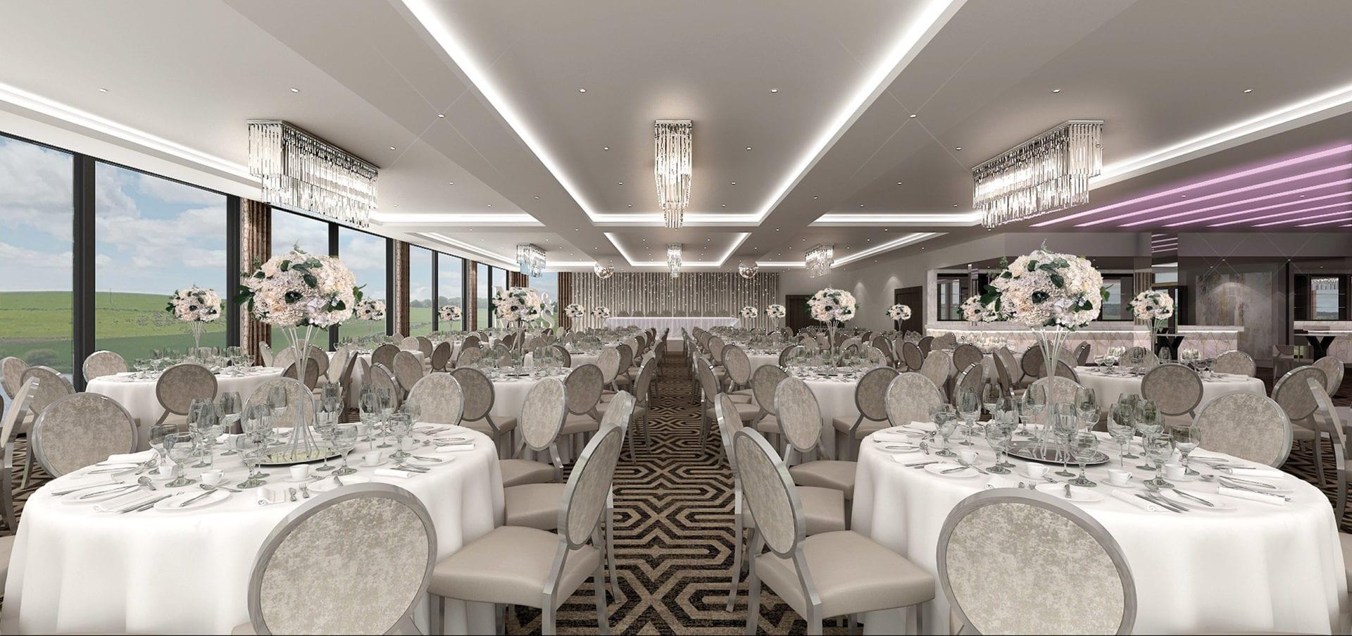 Lochside House Hotel Luxury Wedding Venue