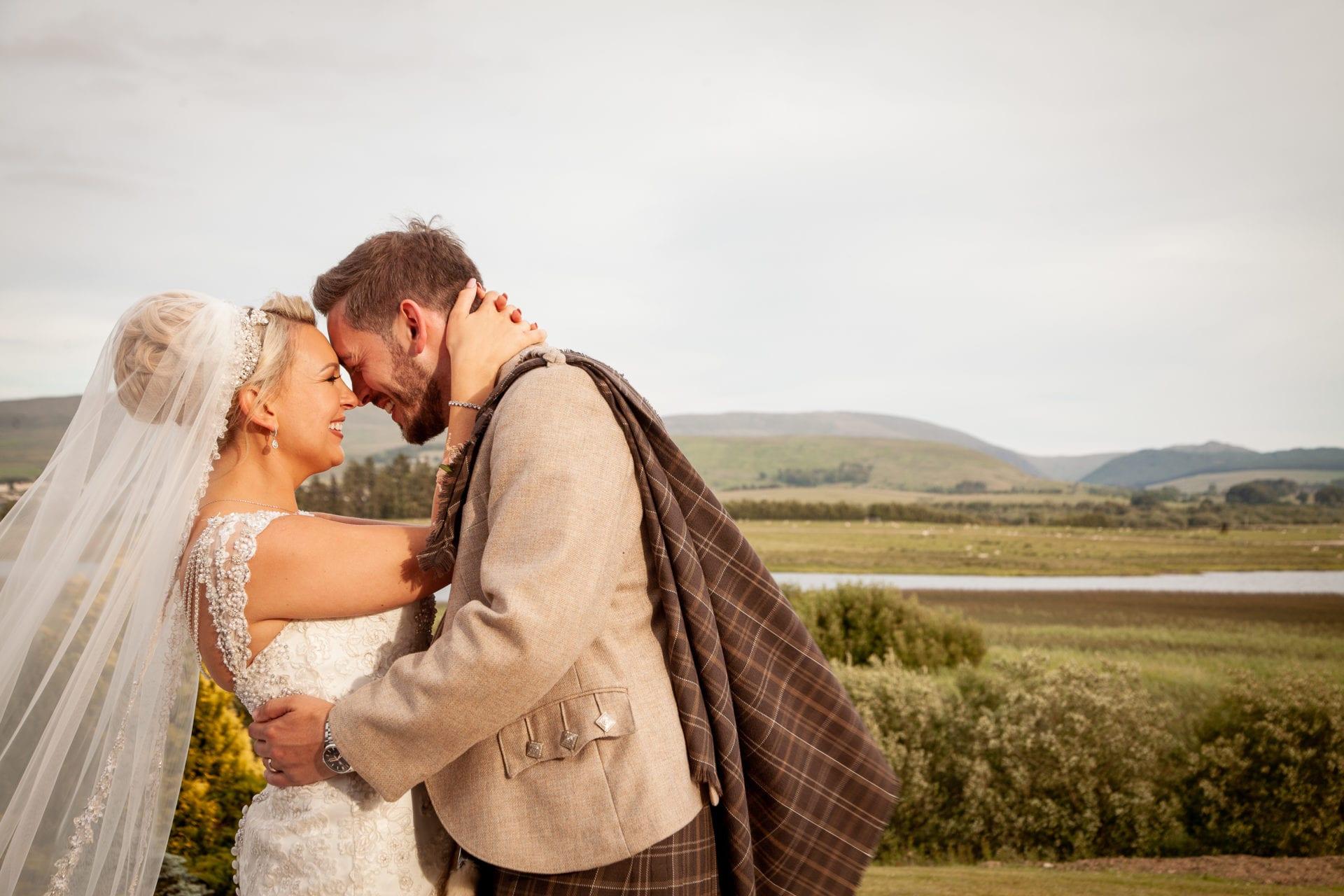 Lochside House Hotel Luxury Ayrshire Wedding Venue