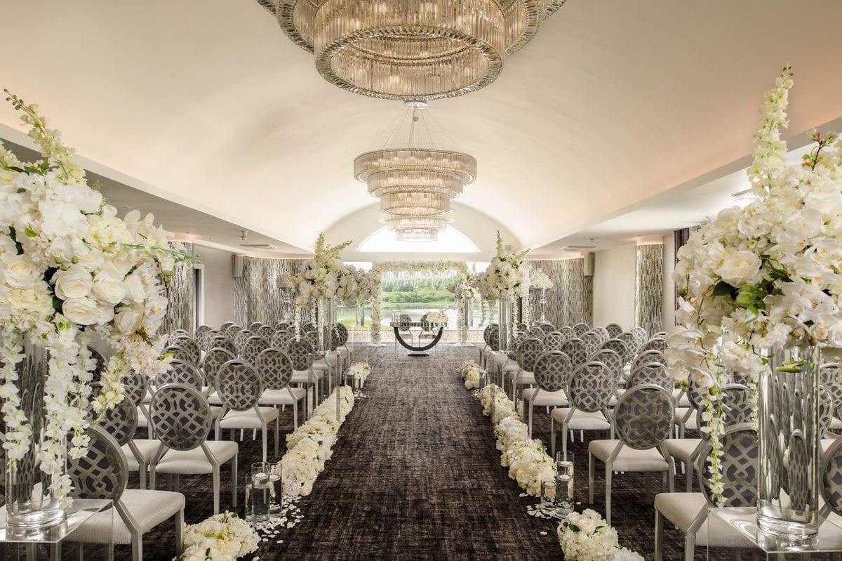 Lochside Hotel Ayrshire Wedding Venue