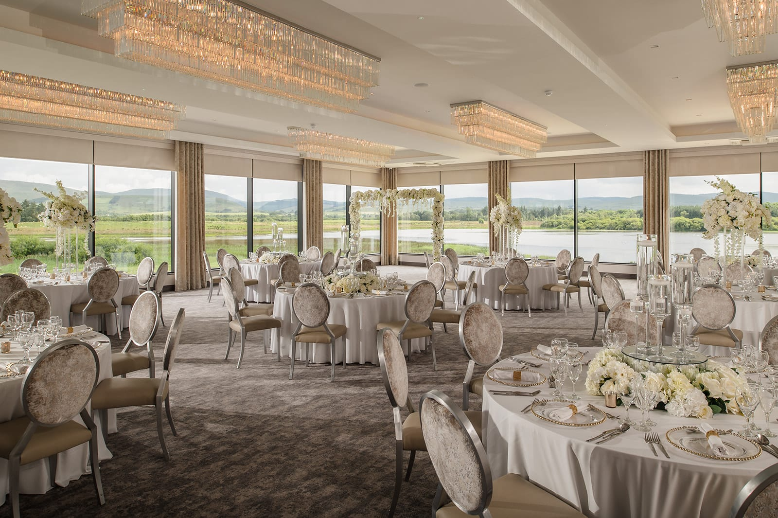 Lochside House Hotel Ayrshire Wedding Venue