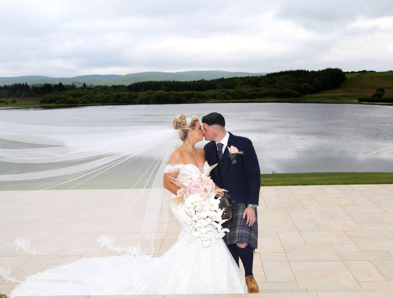 Lochside Hotel Wedding Showround