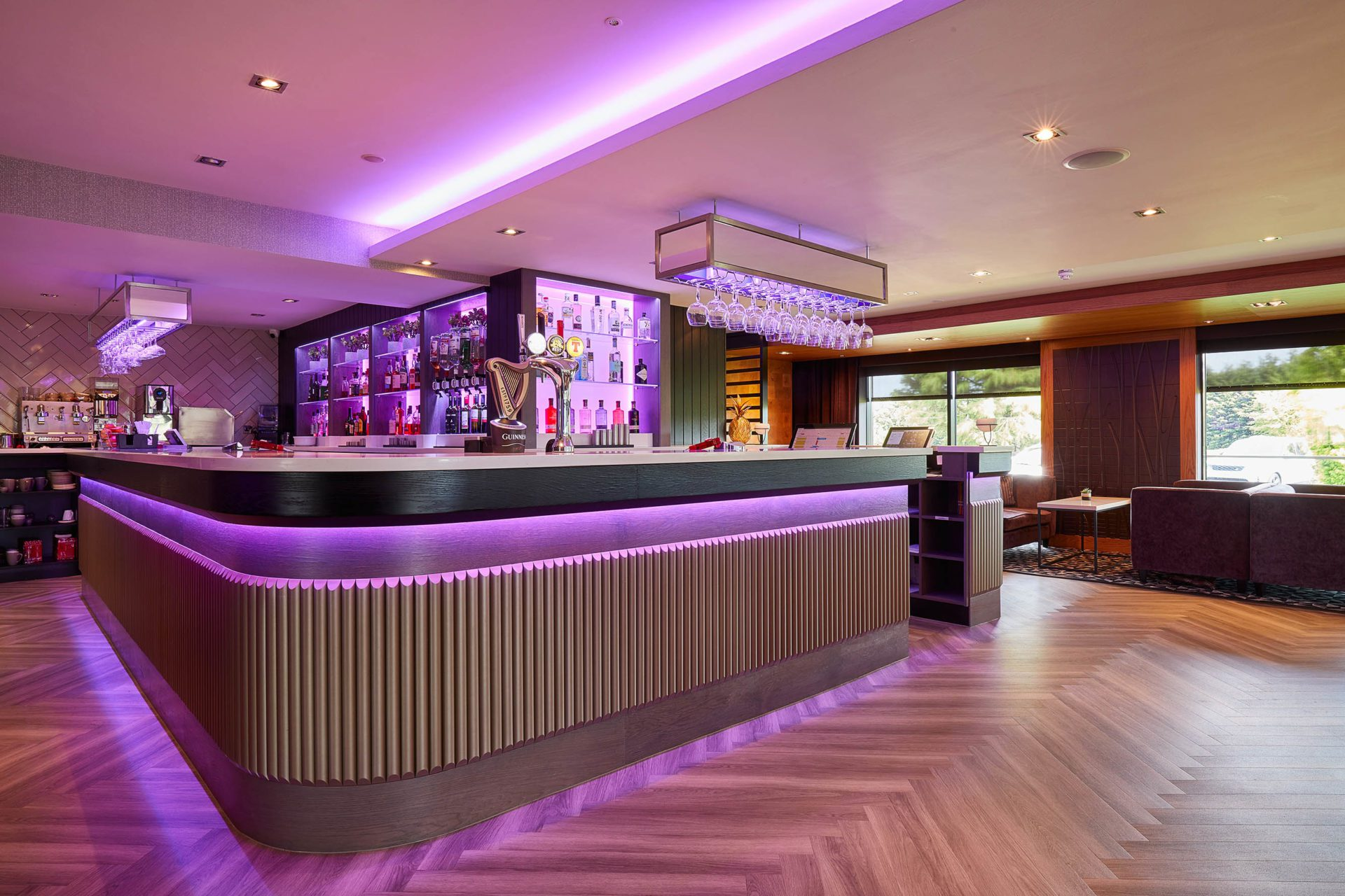 Lochside Afton Lounge Bar