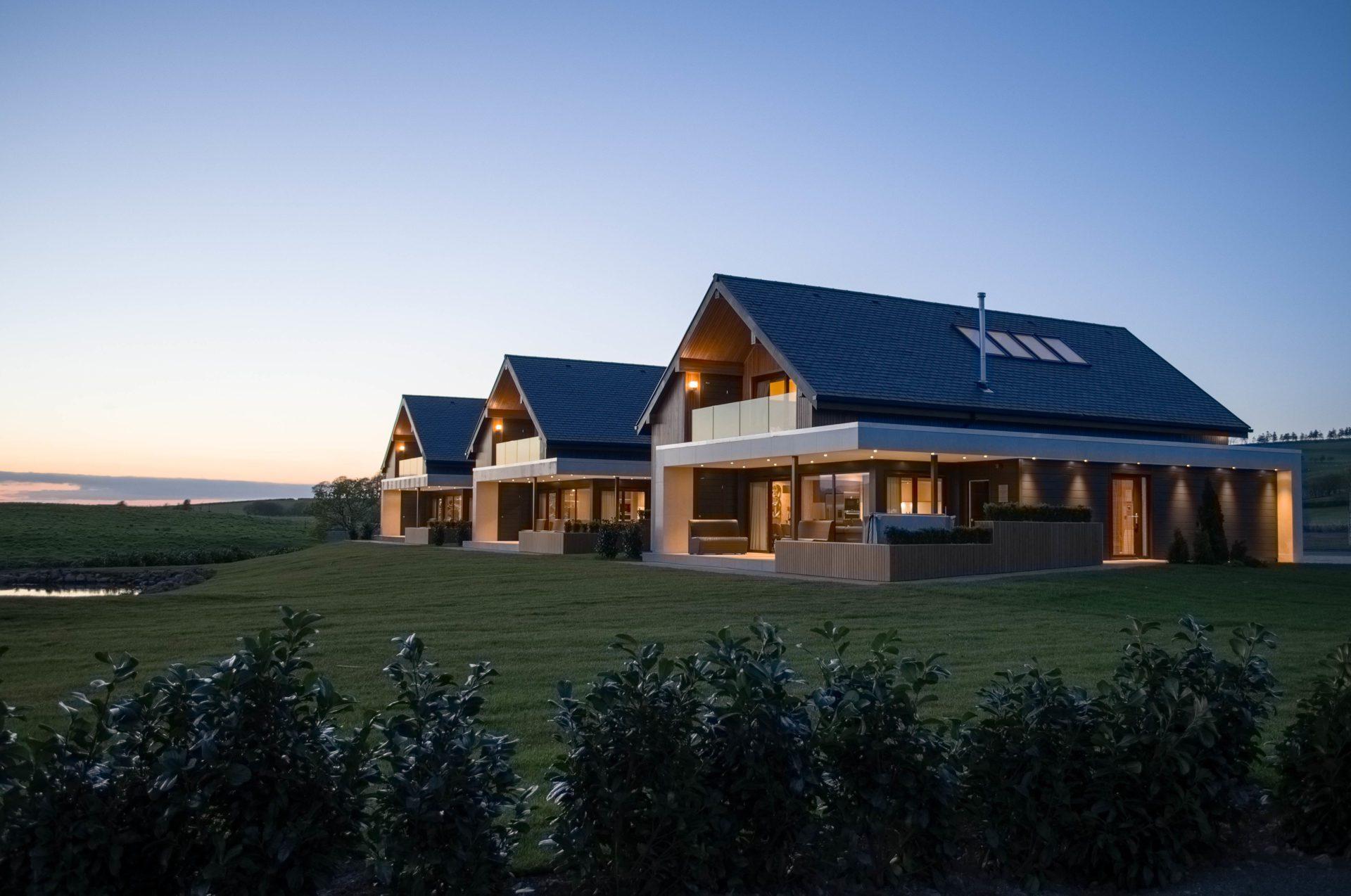 Lochside Lodges