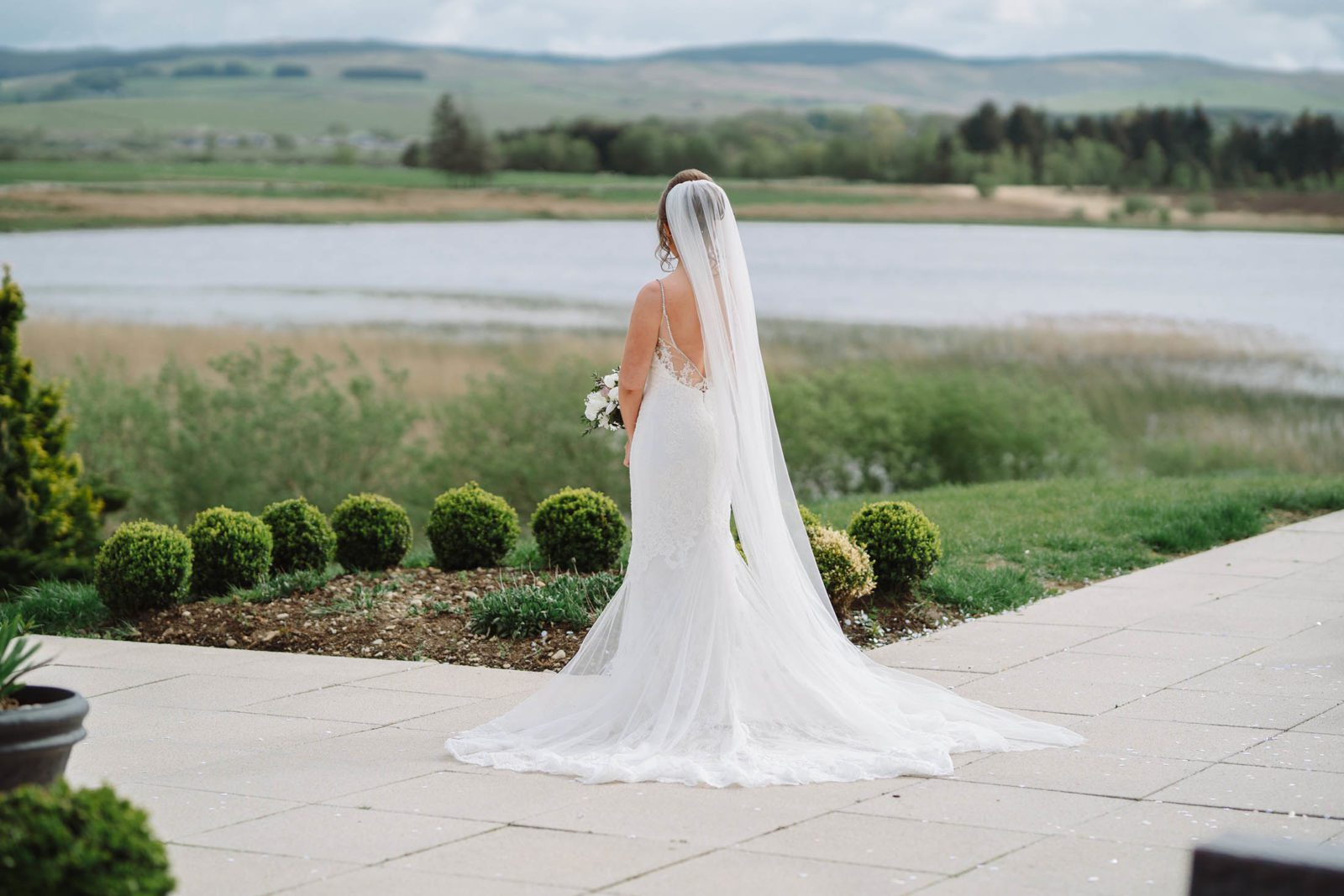 Lochside Hotel Wedding