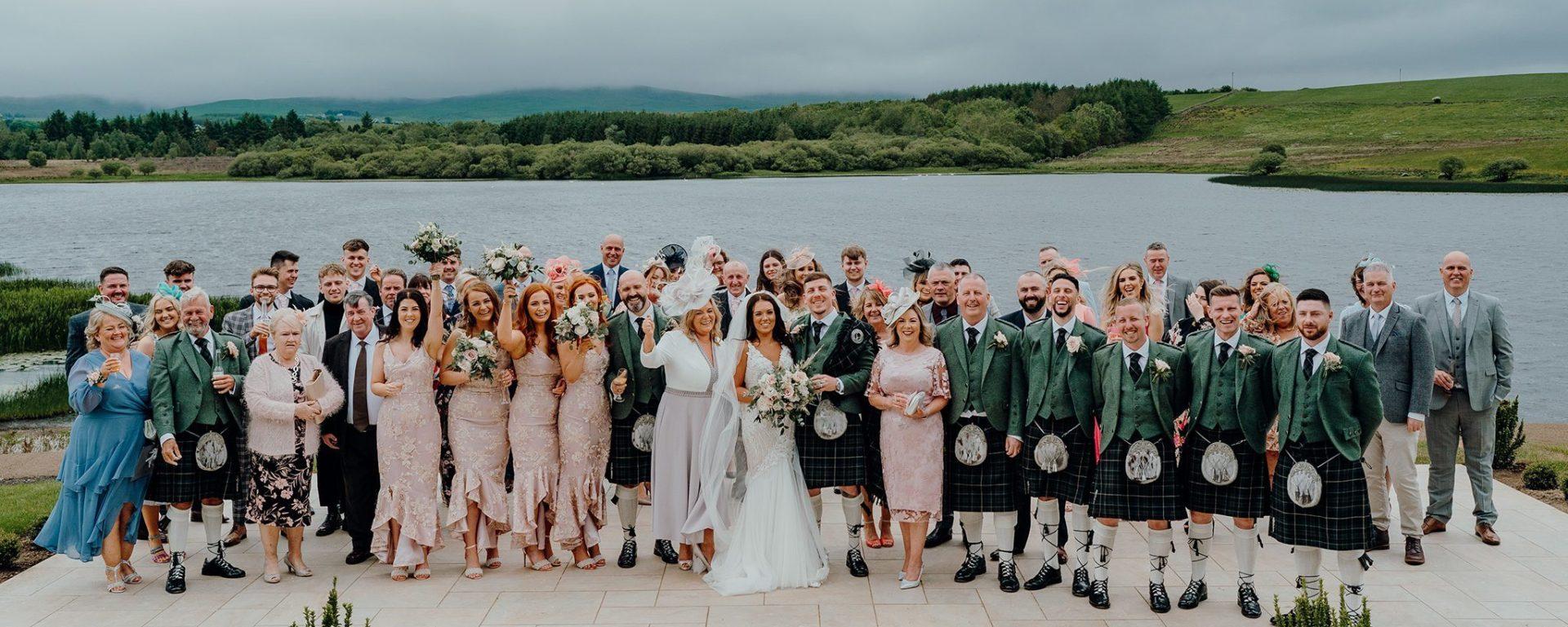 Lochside Hotel Weddings