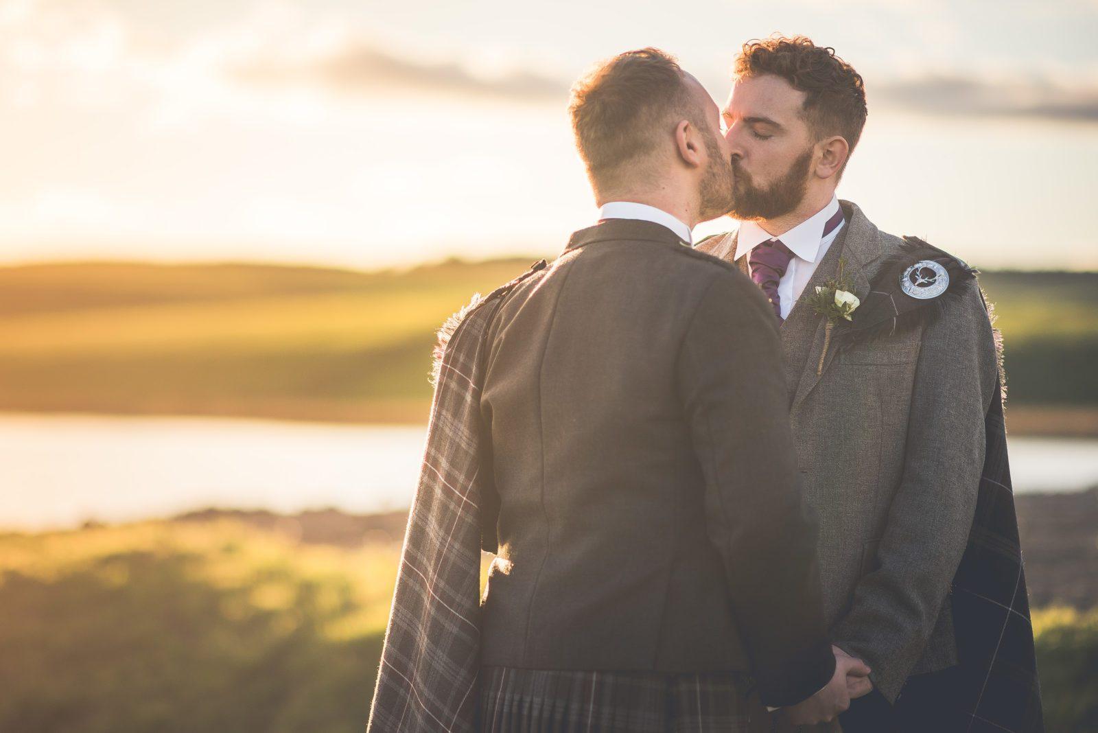 Lochside Same Sex Wedding